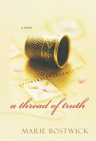 A Thread of Truth (Cobbled Quilt #2)