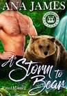 A Storm to Bear (Pacific Bear Clan) (Fated Mates 2)
