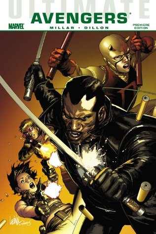 Ultimate Comics: Blade vs. The Avengers