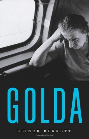 Golda by Elinor Burkett