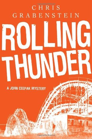Rolling Thunder by Chris Grabenstein