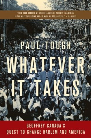 Whatever It Takes by Paul Tough