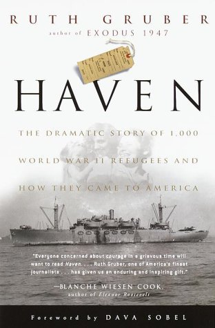 Haven by Ruth Gruber