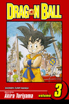Dragon Ball, Vol. 3: The Training of Kame-Sen'nin (Dragon Ball, #3)