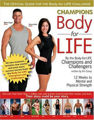 Champions Body-for-LIFE by Art Carey
