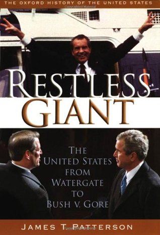 Restless Giant by James T. Patterson