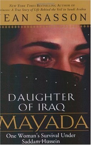 Mayada, Daughter of Iraq by Jean Sasson