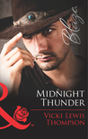 Midnight Thunder (Mills & Boon Blaze) (Thunder Mountain Brotherhood - Book 1)