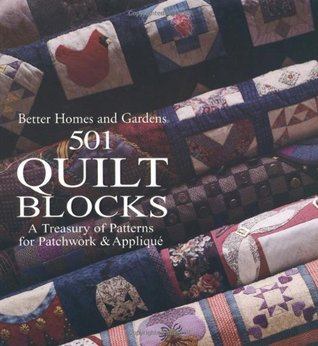 501 Quilt Blocks A Treasury Of Patterns For Patchwork