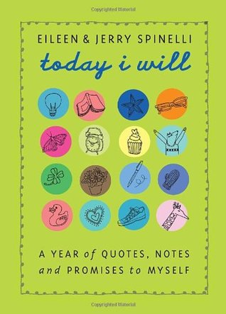 Today I Will by Jerry Spinelli