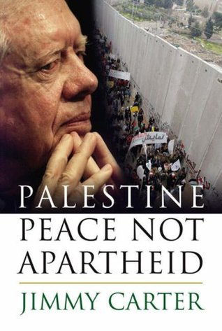 Palestine by Jimmy Carter