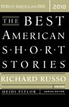 The Best American Short Stories 2010 (The Best American Series)
