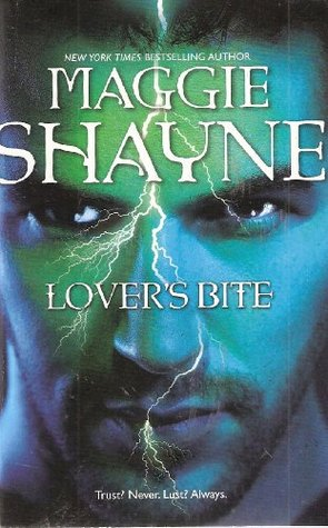 Lover's Bite by Maggie Shayne