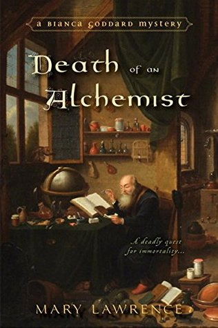 Death of an Alchemist (Bianca Goddard Mysteries, #2)