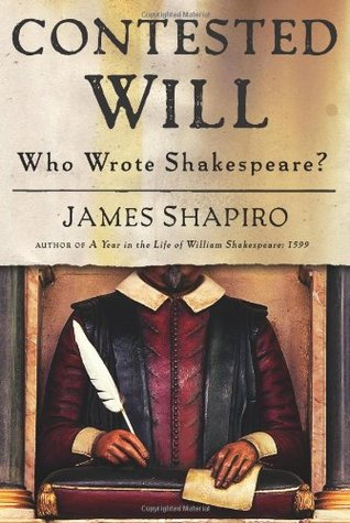 Contested Will by James Shapiro