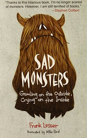 Sad Monsters by Frank Lesser