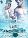 Game Misconduct by V.L. Locey