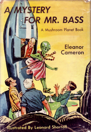 A Mystery for Mr. Bass by Eleanor Cameron
