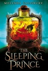 Cover of The Sleeping Prince (The Sin Eater's Daughter, #2)