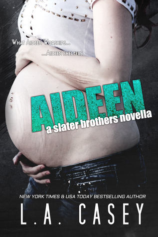 Aideen                  (Slater Brothers #3.5)