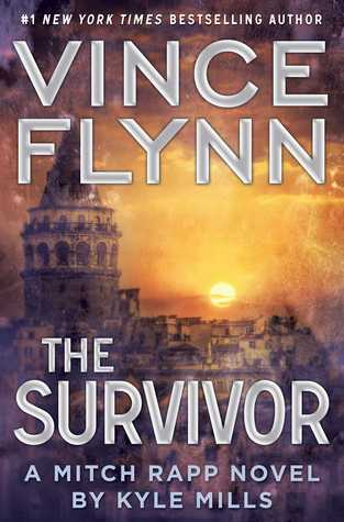 The Survivor  (Mitch Rapp #14)  - Vince Flynn