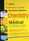 Chapterwise - Topicwise Questions - Solutions Chemistry for Medical Entrances