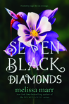 Cover of Seven Black Diamonds (Untitled, #1)