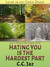 Hating You is the Hardest Part by C.C. Jaz