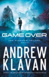 Cover of Game Over (Mindwar, #3)