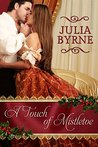 A Touch of Mistletoe (Regency Romance and Mystery Book 2)