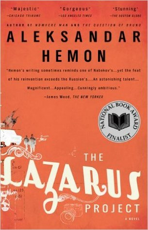 lazarus project book reviews