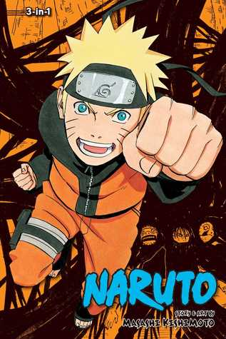 Naruto (3-in-1 Edition), Vol. 13: Includes vols. 37, 38 & 39
