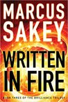 Written in Fire (Brilliance Saga, #3)