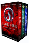 Dark Angel Series Books 1-3: Angelfire, Angelstone, Angelsong (Dark Angel, #1-3)