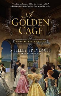 A Golden Cage (Newport Gilded Age #2)