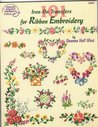 101 iron on transfers for ribbon embroidery