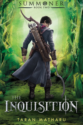 The Inquisition (Summoner, #2)  - Taran Matharu