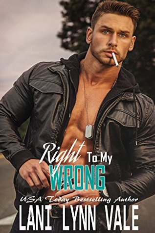 Right To My Wrong (The Heroes of The Dixie Wardens MC, #8)