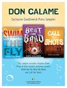 Don Calame: Exclusive Candlewick Press Sampler