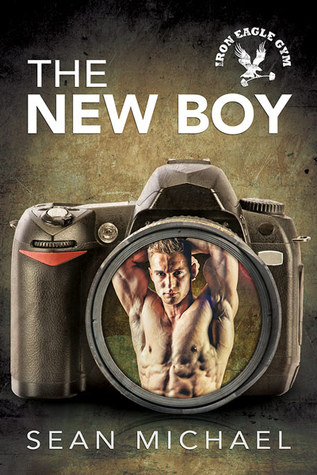 The new boy book cover