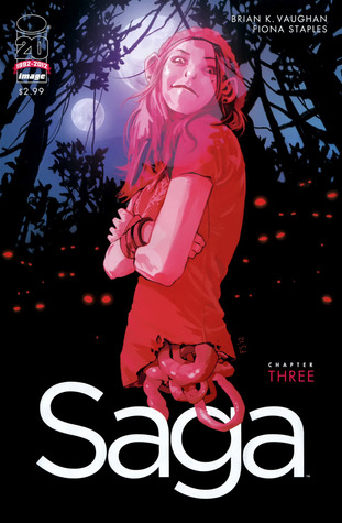 Saga #3 by Brian K. Vaughan