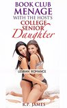 Book Club Menage with the Host's College Senior Daughter