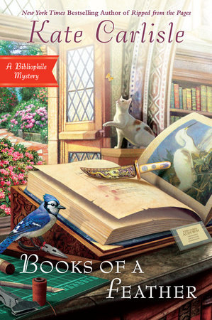 Books of a Feather (Bibliophile Mystery, #10)