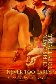 never too early: full circle book cover