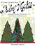 Silent Nights: 25 Holiday Coloring Patterns for Stress Relief and Mindfulness