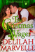 The Christmas Wager by Delilah Marvelle
