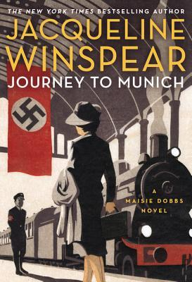 Espionage/Spy author Jacqueline Winspear