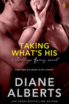 Taking What's His (Shillings Agency #4)