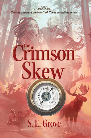 The Crimson Skew (The Mapmaker's Trilogy, #3)