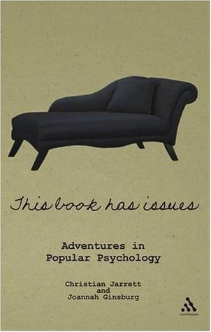 This Book Has Issues by Christian Jarrett